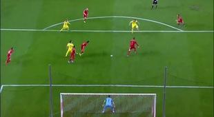 Vòng loại Euro 2016: Tây Ban Nha 1-0 Ukraine