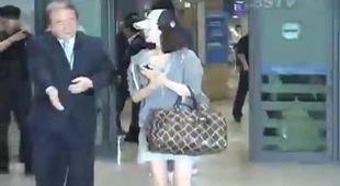 Han Ye Seul quay về Hàn xin lỗi báo chí