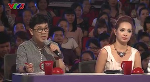 Vietnam's Got Talent: Phần thi của Xích Long, Xuân Hùng
