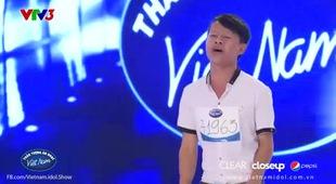 Thí sinh cao tuổi nhất Vietnam Idol khiến giám khảo