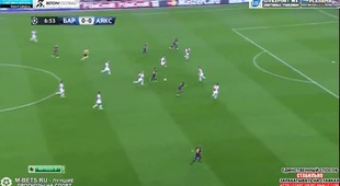 Champions League 2014/15: Barcelona 3 - 1 Ajax