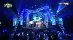 Super Junior giành chiến thắng trên