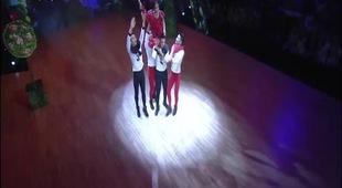 Bước nhảy hoàn vũ nhí: Phần thi của Yến Nhi trong đêm Bán kết