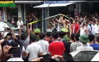 Hà Nội: Toàn cảnh vụ bắt cóc con tin ở Thanh Xuân