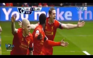 7. Liverpool 5-1 Arsenal