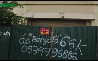 Chuyện lạ Hà Nội: Dân ở chung cư phải đi... sơ tán