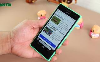 """Đánh giá Lumia 730: smartphone """"tự sướng"""" hoàn hảo dưới 5 triệu"""