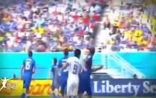 """Ứng cử viên giải """"Vua ăn vạ: Luis Suarez"""