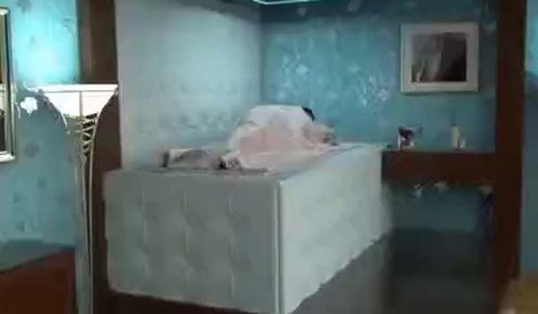 """Dù có động đất, bạn vẫn sẽ ngủ ngon lành nhờ chiếc giường """"thần thánh"""" này"""