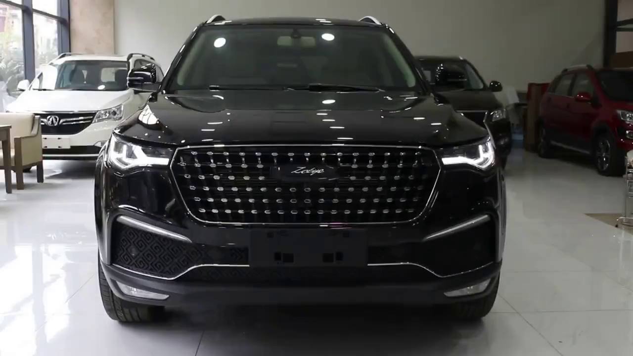 Zotye Z8 2.0 Turbo