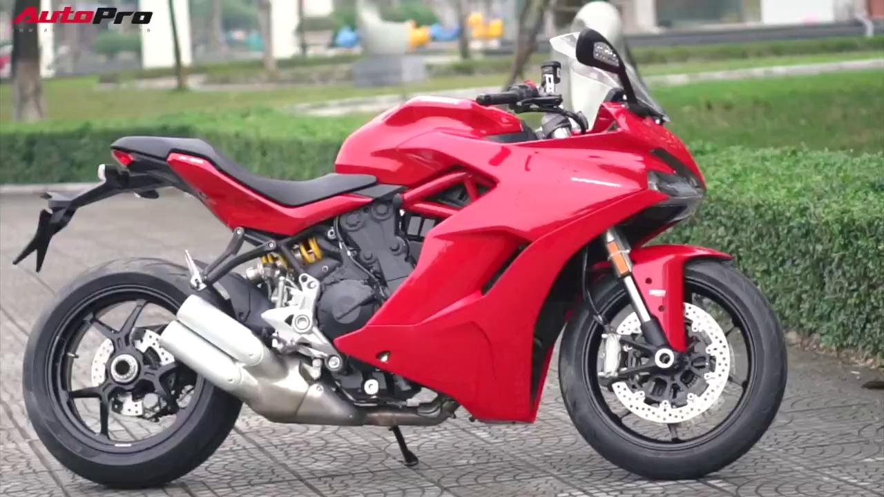 Trailer đánh giá Ducati SuperSport hoàn toàn mới