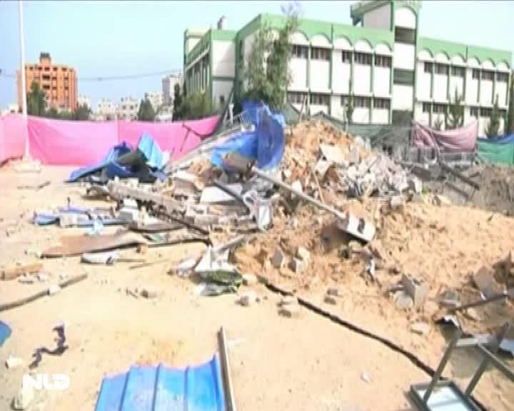 Israel không kích Dải Gaza , bắt giữ 280 người Palestine