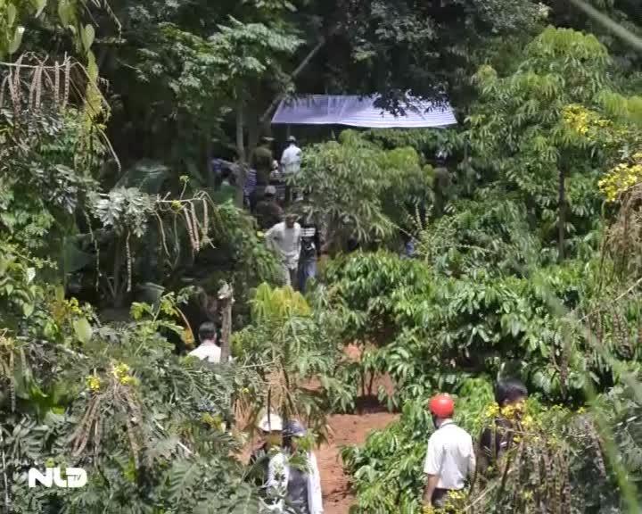 Đắk Nông: Tìm thấy thi thể bé gái bị cưỡng hiếp