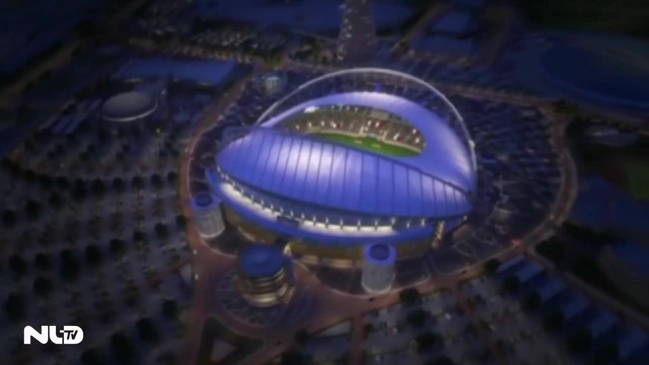 VCK World Cup 2022 tại Qatar sẽ diễn ra vào mùa đông