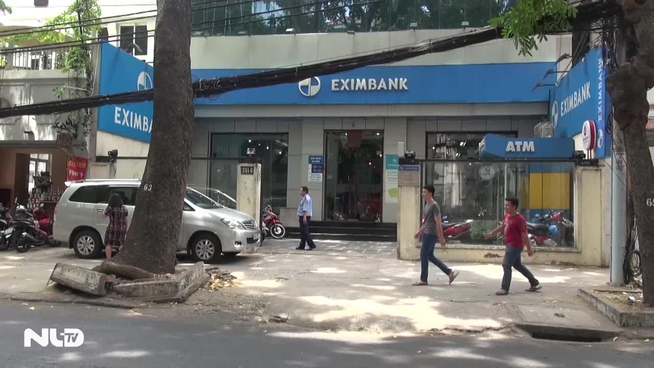 Bắt nguyên giám đốc chi nhánh Eximbank Sài Gòn