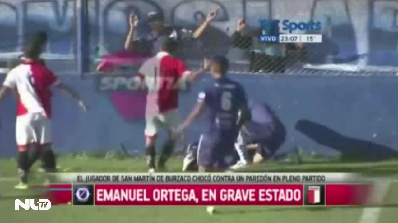 Va chạm trên sân, đàn em Messi tử vong