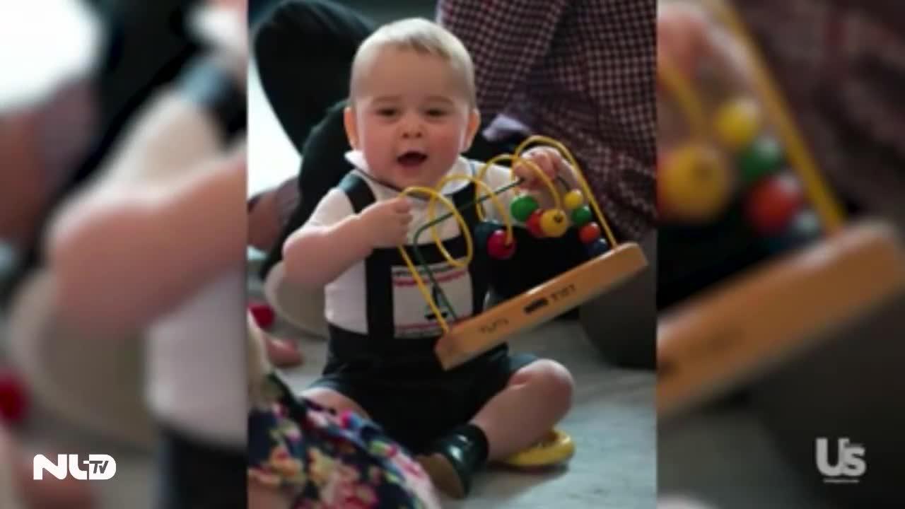 Hoàng gia Anh công bố ảnh mừng sinh nhật 2 tuổi Hoàng tử bé