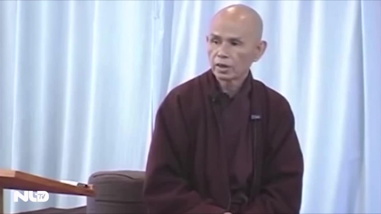 Sức khỏe của thiền sư Thích Nhất Hạnh tiến triển tốt