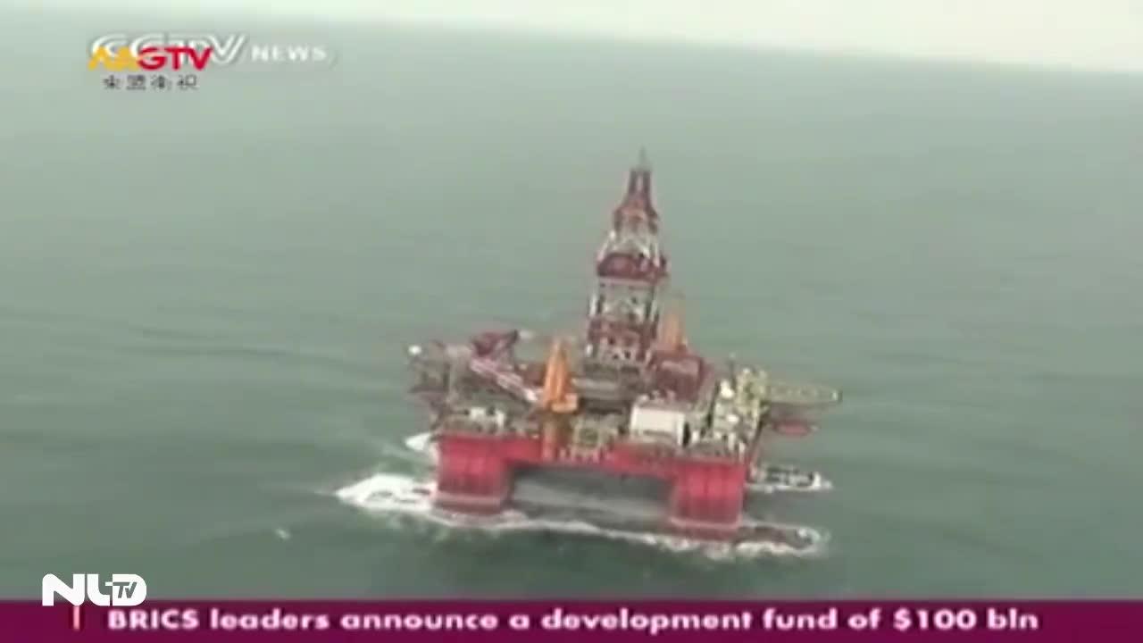 Nhật chỉ trích Trung Quốc khai thác khí đốt ở biển tranh chấp