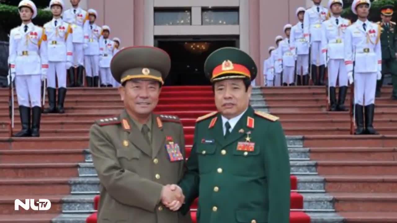 Bộ trưởng Quốc phòng Triều Tiên thăm Việt Nam