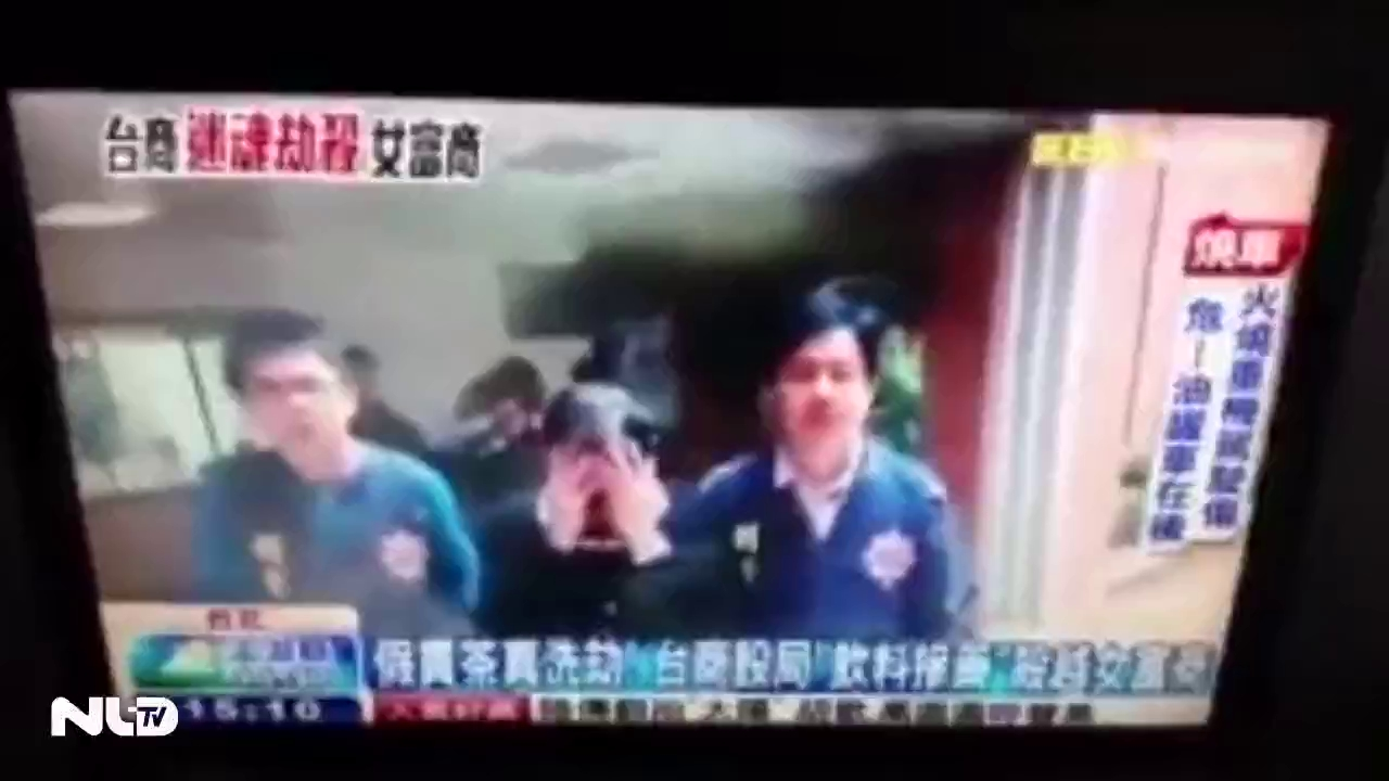Clip: Đài Loan bắt giữ 2 nghi can giết hại nữ doanh nhân Hà Linh