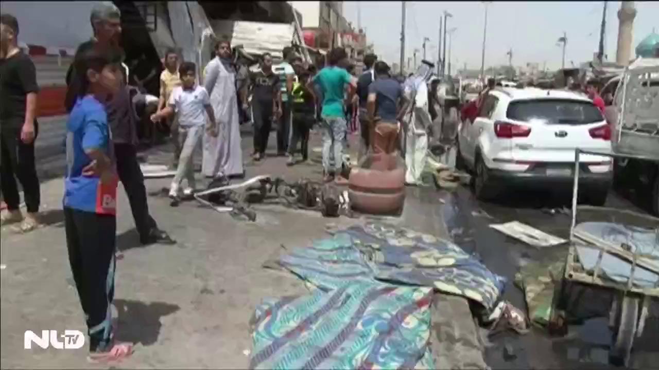 3 vụ đánh bom xe ở Baghdad, ít nhất 94 người chết