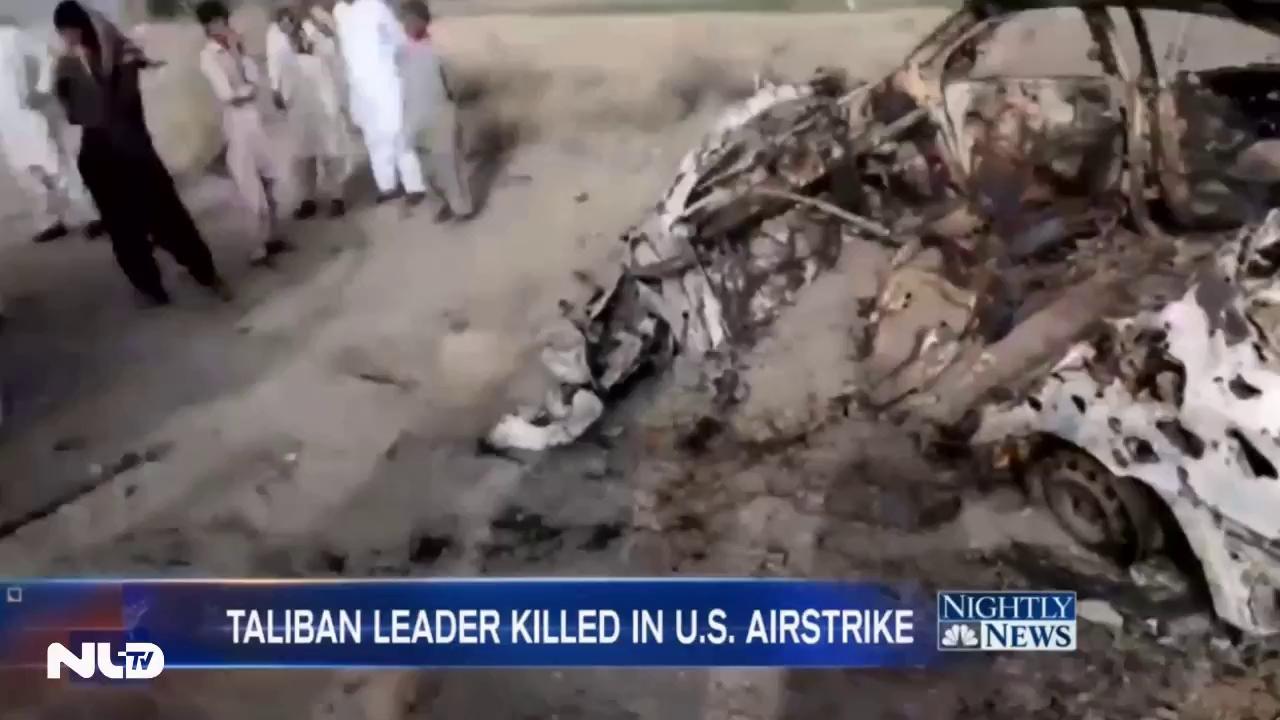Taliban xác nhận thủ lĩnh cấp cao bị Mỹ tiêu diệt