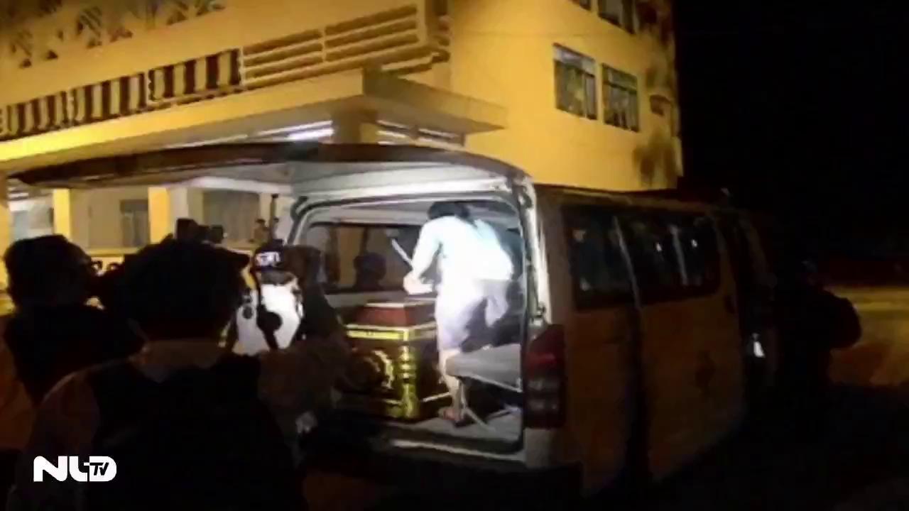 Vụ tai nạn thảm khốc ở Bình Thuận: Người thân run rẩy nhận thi thể các nạn nhân