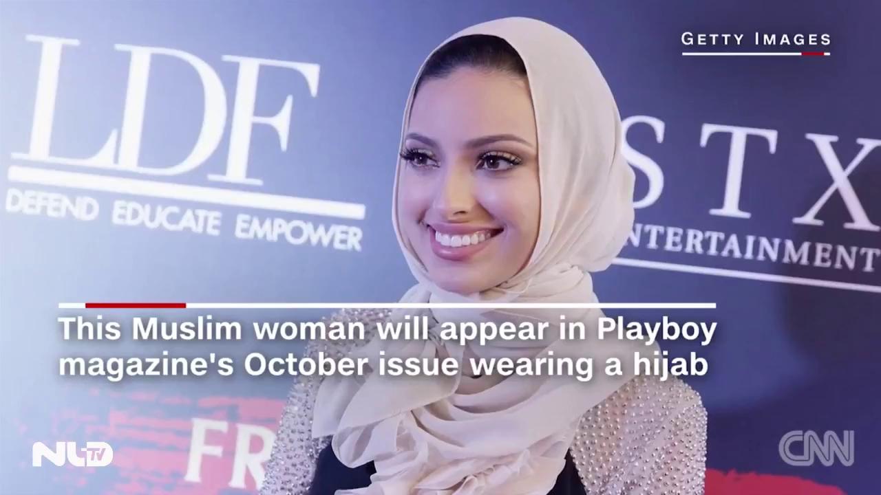 Tạp chí Playboy gây sốc cho đăng ảnh phụ nữ Hồi giáo