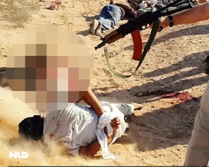Mỹ không kích Iraq, IS tung ảnh hành quyết tù nhân