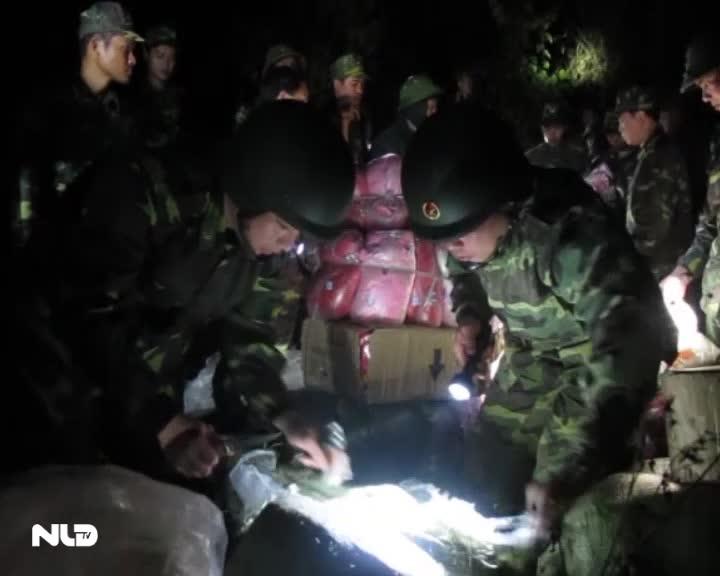 """Xâm  nhập """" chảo lửa"""" buôn lậu ở Lạng Sơn, Quảng Ninh"""