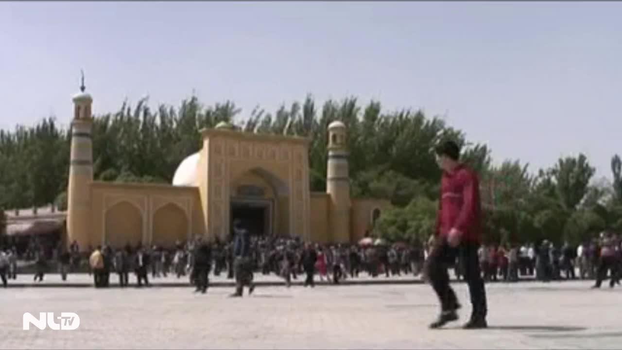 Trung Quốc bắt giữ nhiều phần tử IS ở Tân Cương