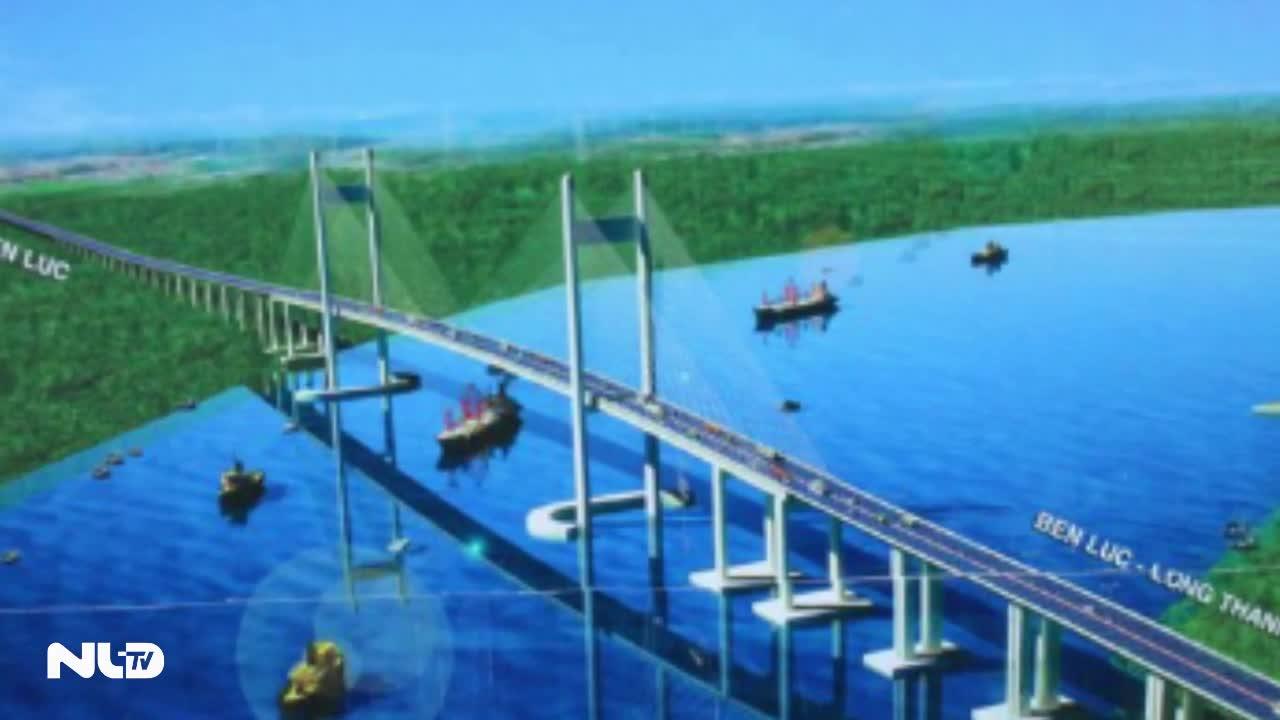 Cầu Bình Khánh: Cầu dây văng cao nhất Việt Nam