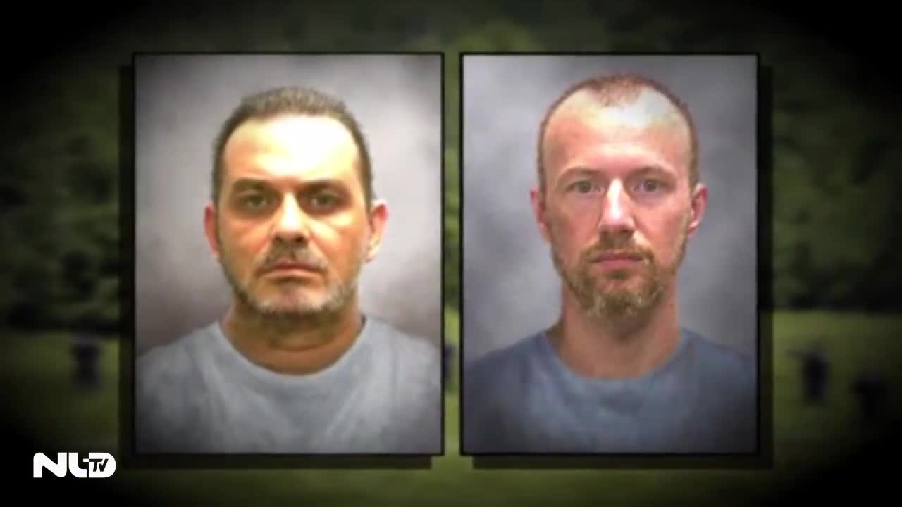 Cảnh sát Mỹ đổ về New York truy tìm 2 nghi can vượt ngục