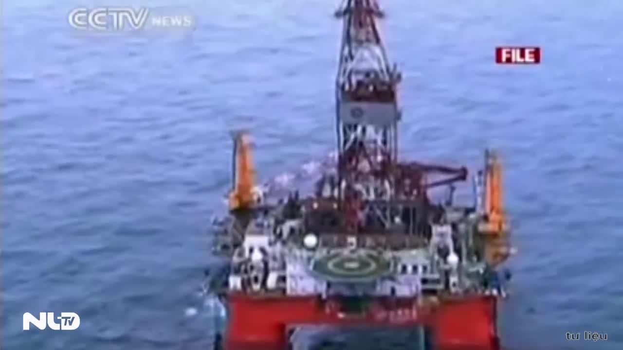 Nhật tố cáo Trung Quốc đặt 16 giàn khoan ở vùng biển tranh chấp
