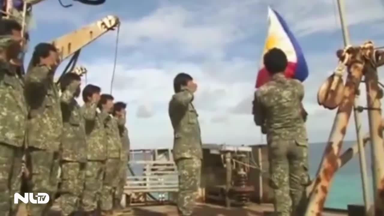 Tướng Trung Quốc kêu gọi sử dụng vũ lực với Philippines