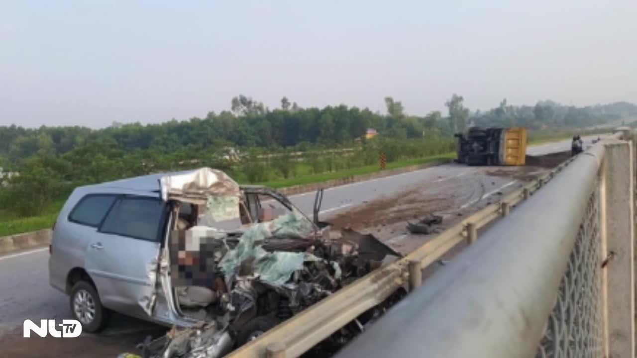 Tai nạn thảm khốc, 3 người Hàn Quốc chết tại chỗ