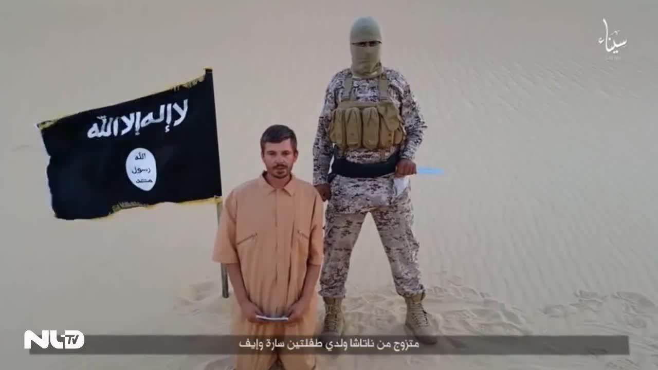 IS công bố hình ảnh chặt đầu con tin người Croatia