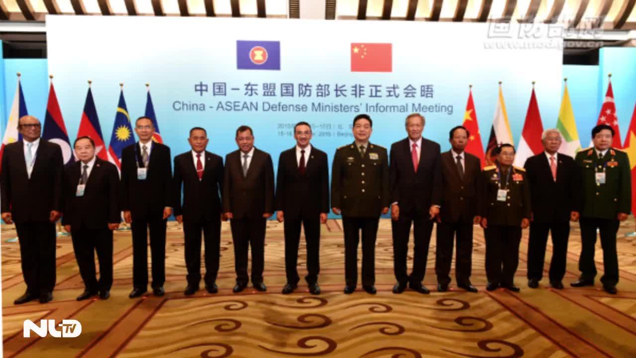 Trung Quốc tuyên bố không xâm lược các nước láng giềng