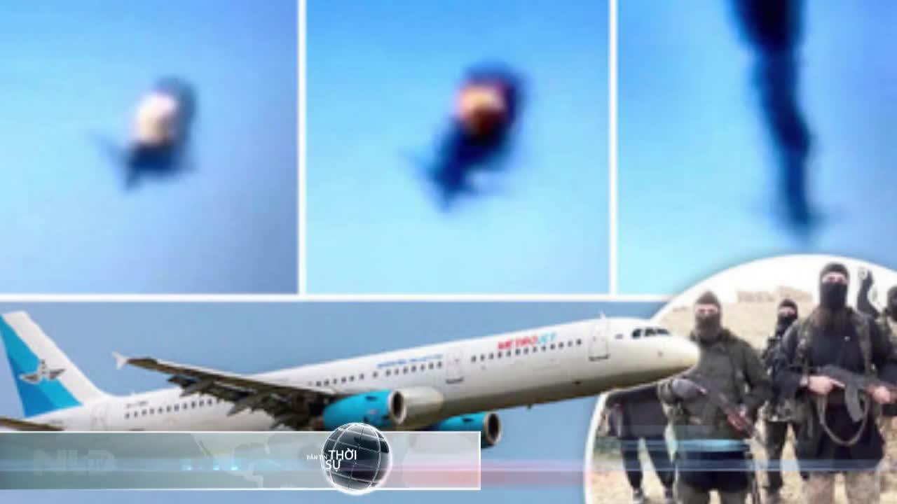Thủ lĩnh IS tuyên bố bắn rơi máy bay Nga bị tiêu diệt