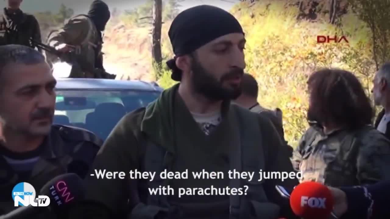 Lực lượng nào đã bắn chết phi công Nga?