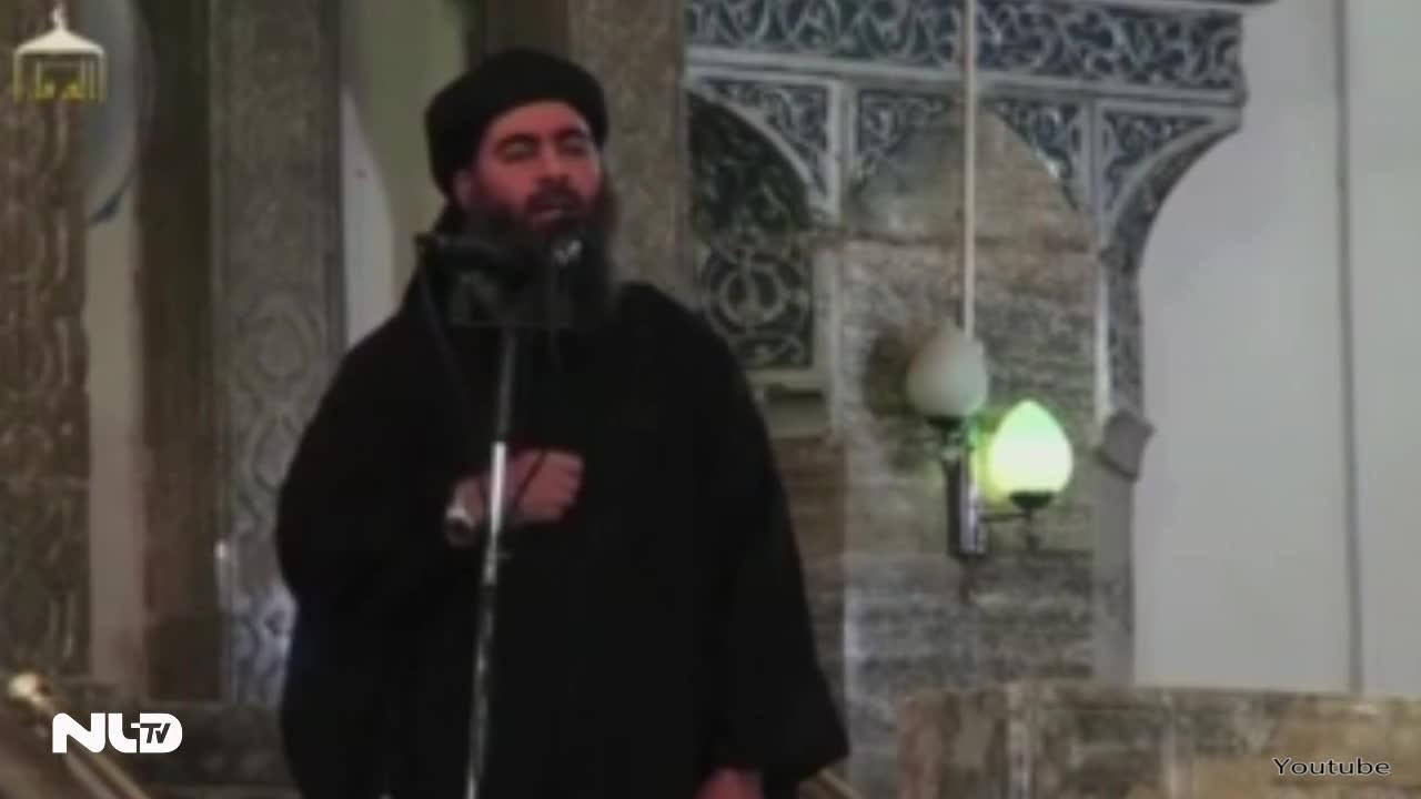 Thủ lĩnh IS lên tiếng thách thức Nga, Mỹ