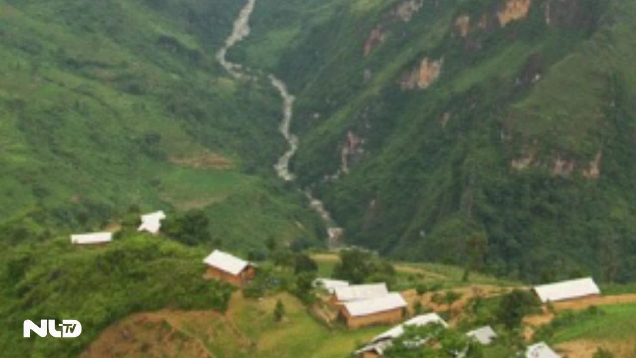 Lại xảy ra động đất 3,3 độ Richter ở Lai Châu