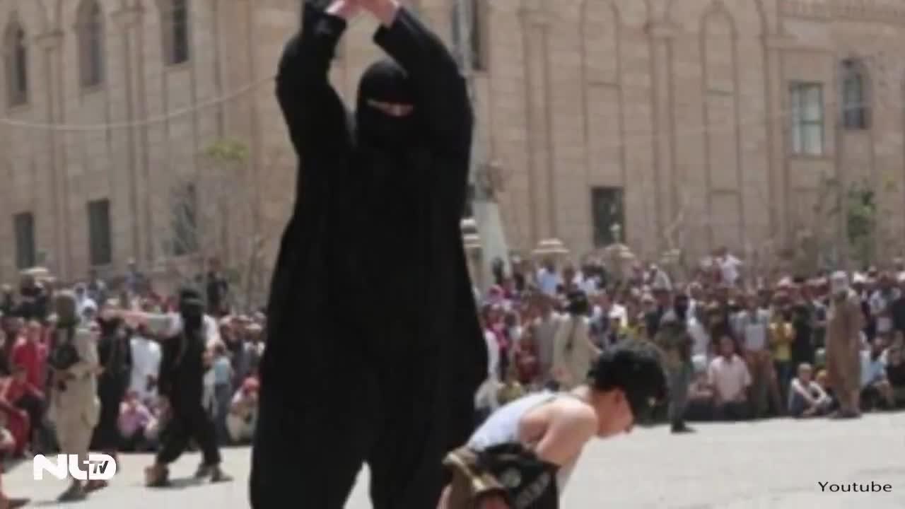 Tội ác mới của IS: Chặt đầu cậu bé 15 tuổi vì nghe nhạc phương Tây