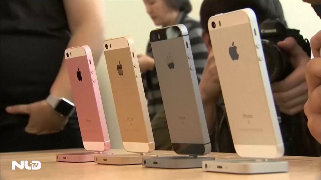 iPhone SE 4 inch trình làng, bị chê tơi bời