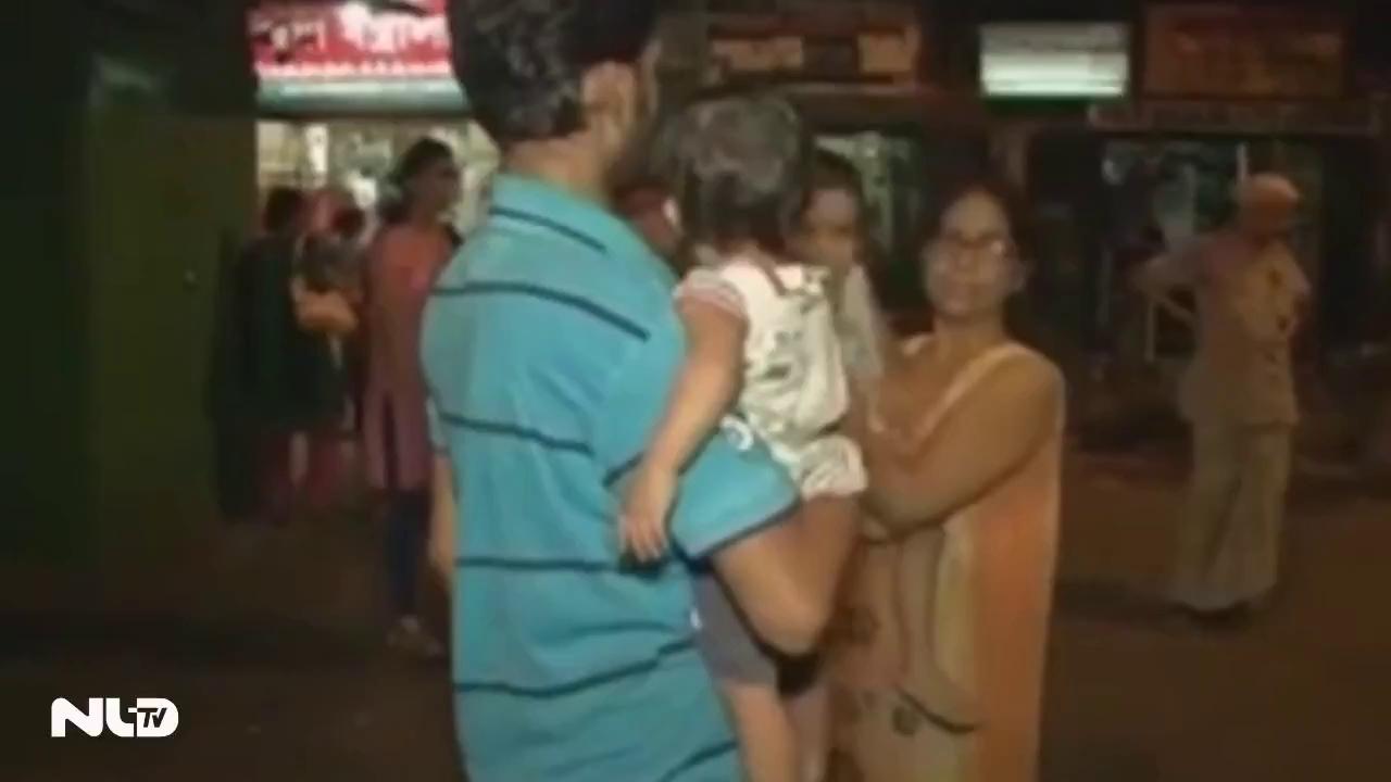 Động đất cực mạnh, lên đến 7,5 độ Richter ở Myanmar