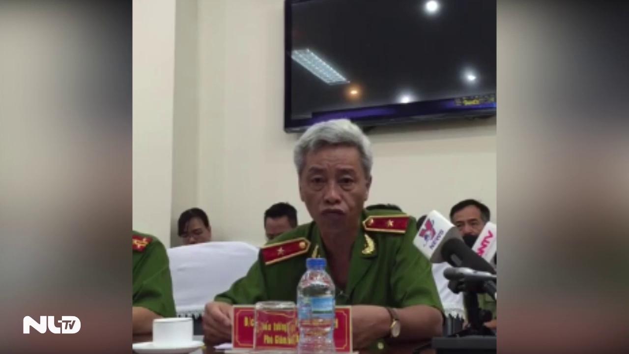 Clip: Công An TP HCM nói về căn cứ khởi tố vụ án quán cà phê Xin Chào (Phần 1)