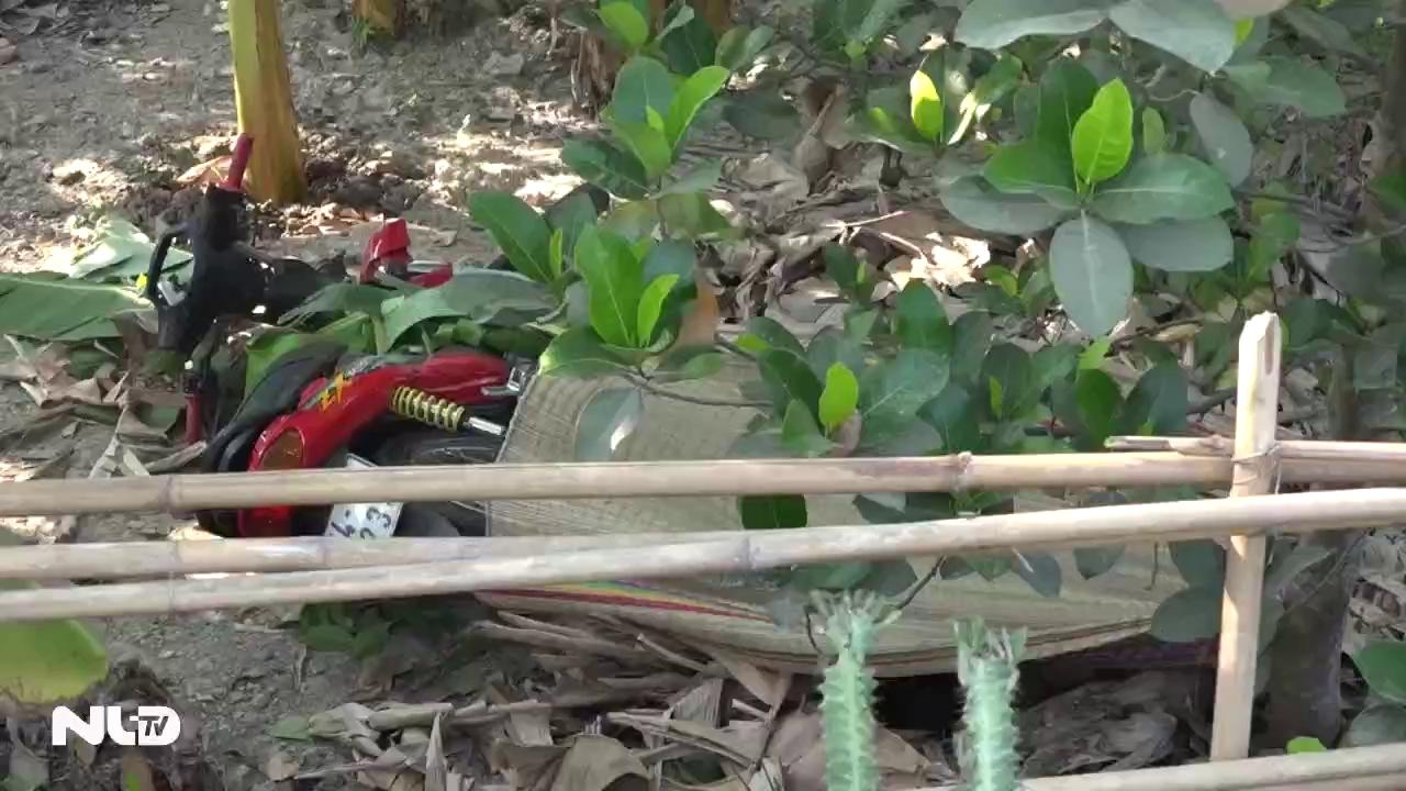 Nam thanh niên chết trong vườn chuối