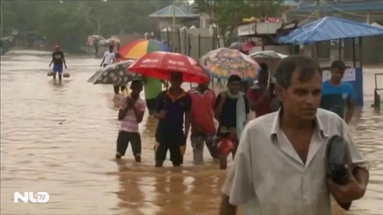 Lở đất kinh hoàng ở Sri Lanka, 220 gia đình mất tích