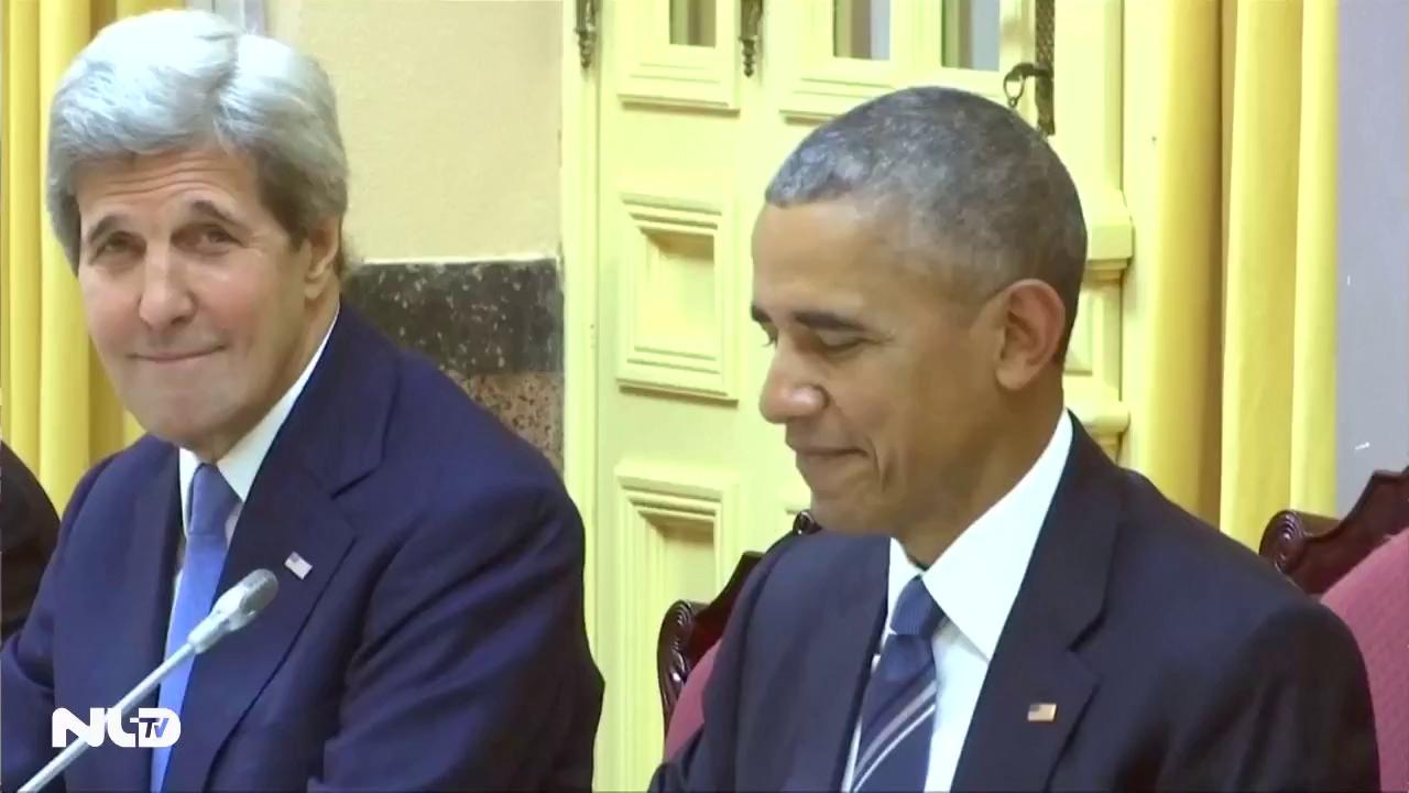 Tổng thống Obama: Tuyên bố dỡ bỏ hoàn toàn lệnh cấm vận vũ khí với Việt Nam